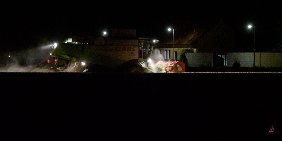 Mannsdorf bei Nacht !