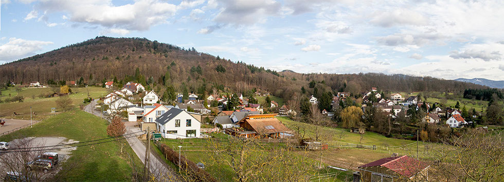 Am Fuße des Eichelbergs Gaggenau-Winkel