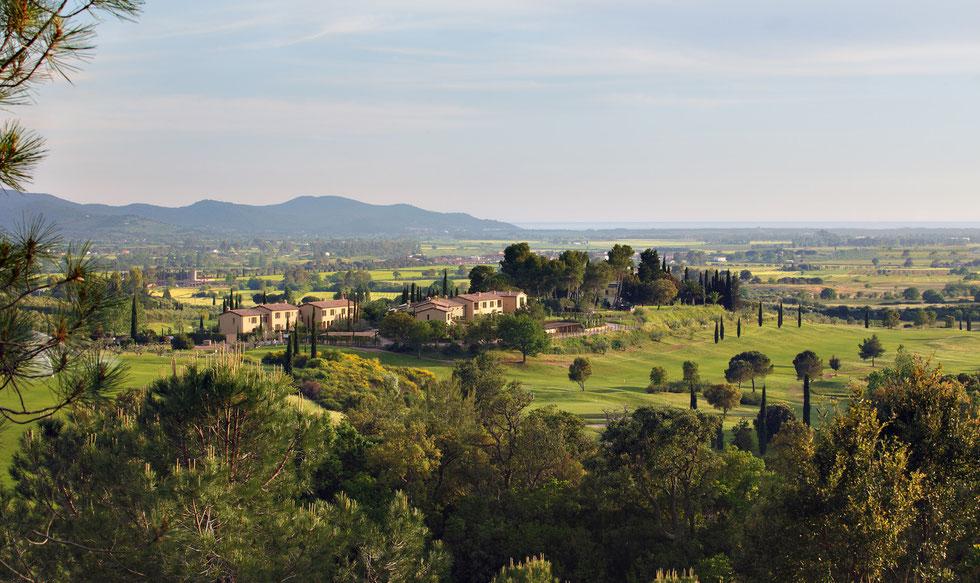 Landhaus und Villa Toskana