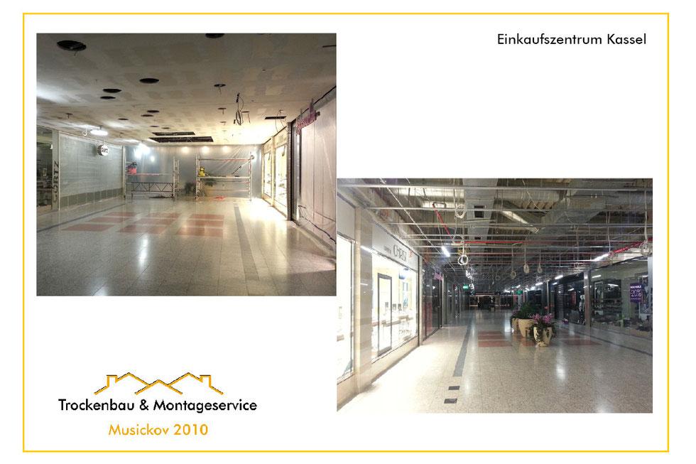 musickov-bau.de Einkaufszentrum Kassel