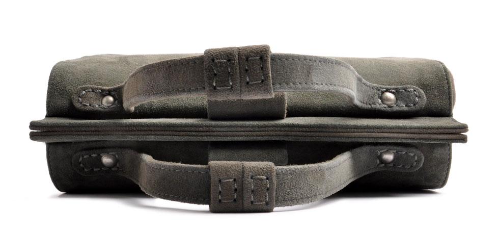 Handcrafted Leather Bag ESTELLE  Leather Manufactory  OSTWALD Traditional Craft Slowfashion