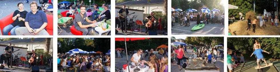 Wehrgrabenfest 2015, Fotos: e-steyr.com