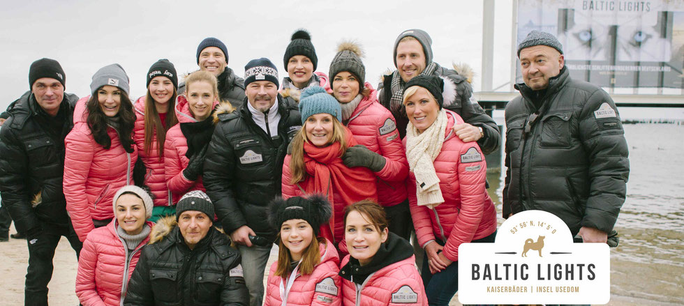 Unsere prominenten Starter aus Film & Fernsehen beim BALTIC LIGHTS 2016  - Foto: ©ExperiArts Entertainment – Jana Lyons