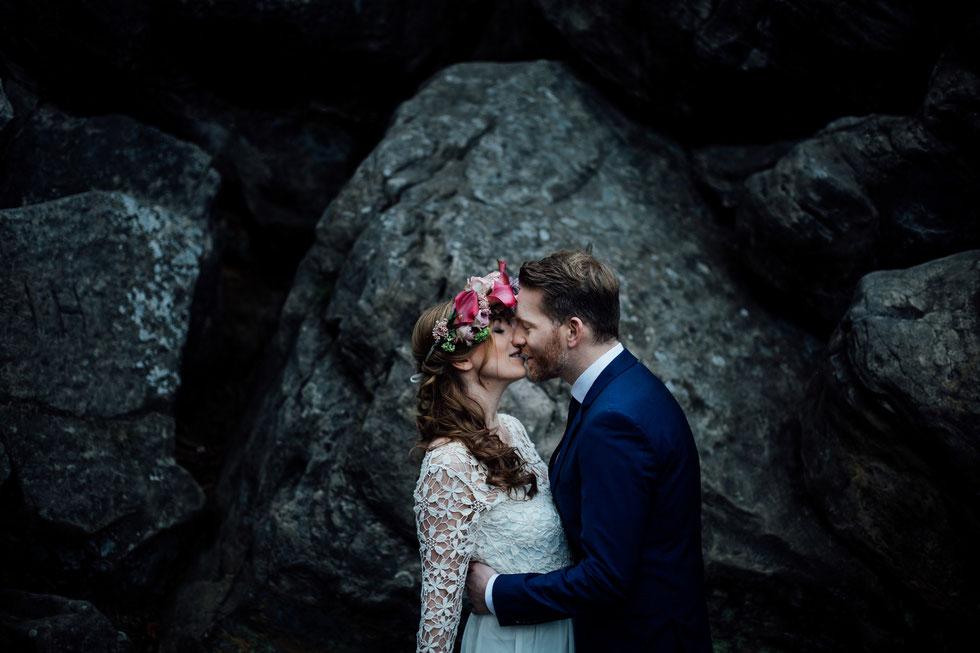 Hochzeit auf dem Klosterpforte