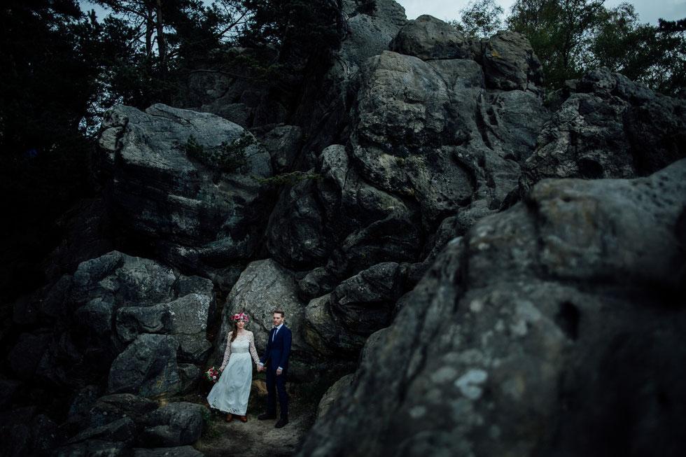 Hochzeitsfotografie Marienfeld