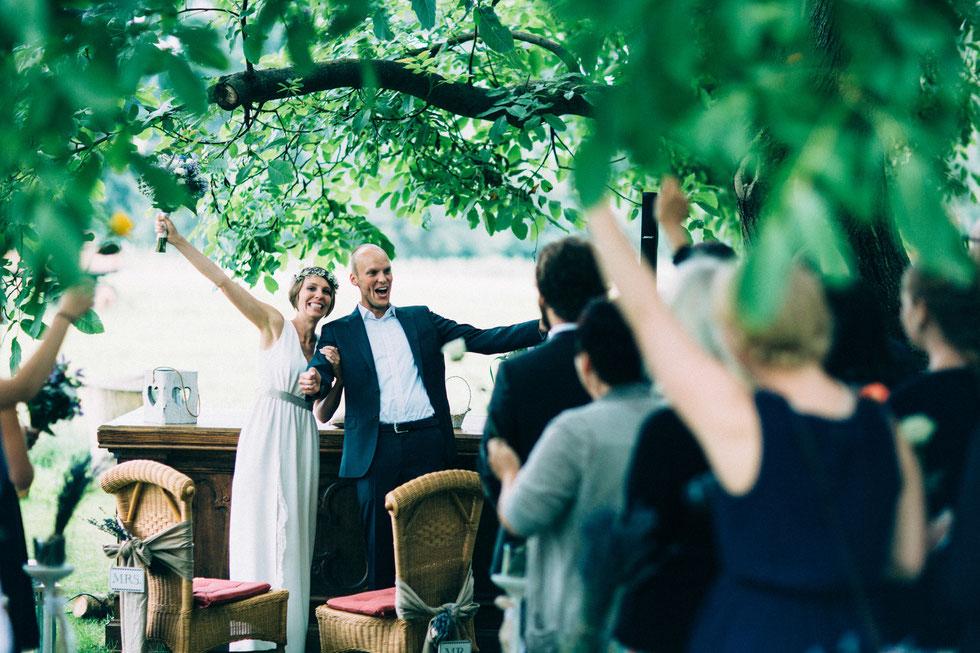 Hochzeitsfotografie Alte Wassermühle zu Bentrup