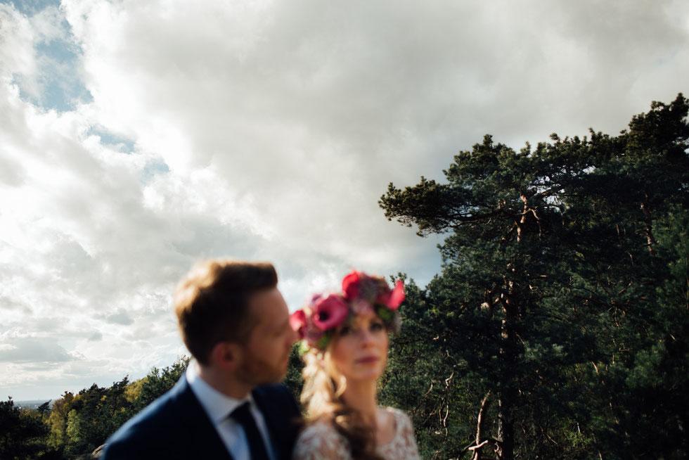 Klosterpforte Marienfeld Hochzeitsfotografie