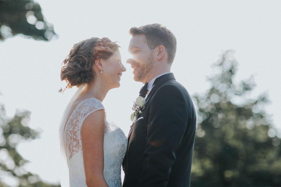 Hochzeit auf der Klosterpforte Marienfeld