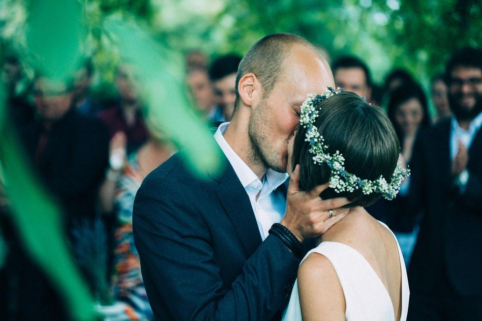 Hochzeit an der Alte Wassermühle zu Bentrup