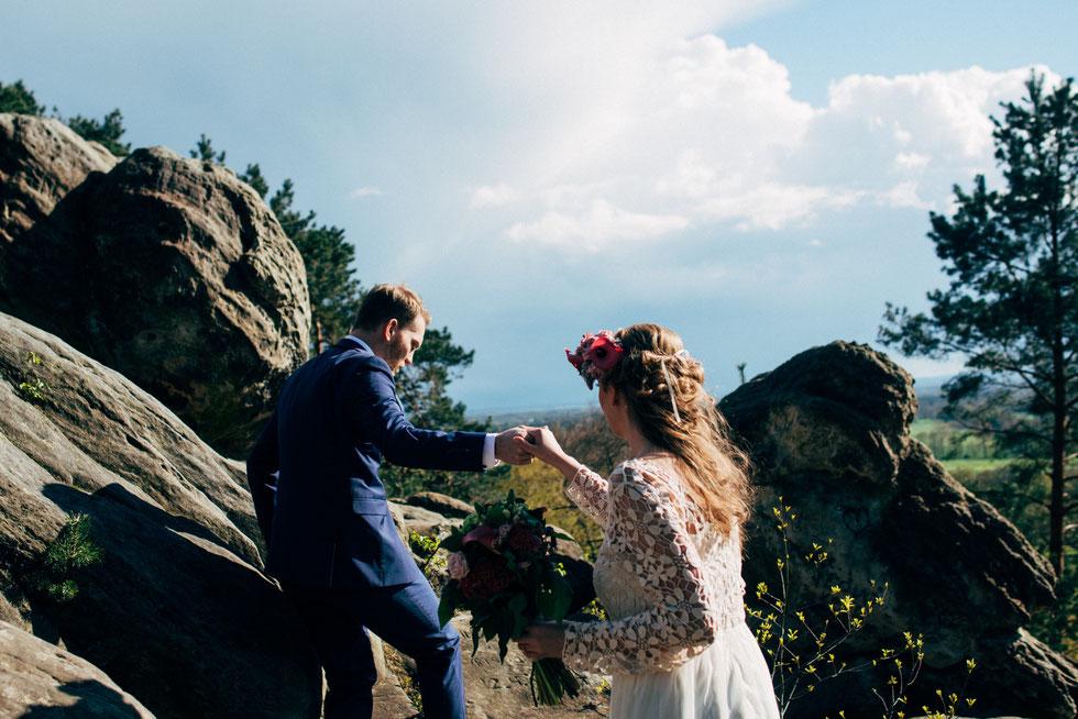 Klosterpforte Hochzeitsfotograf