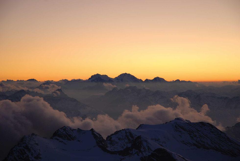 Gruppenkurse und Führungen: Das besondere Erlebnis von feel the mountains. Die Alpinschule am Ortler