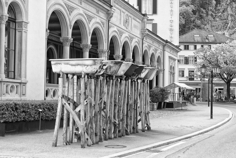 Zeitbäder an der Bad RagArtz 2012