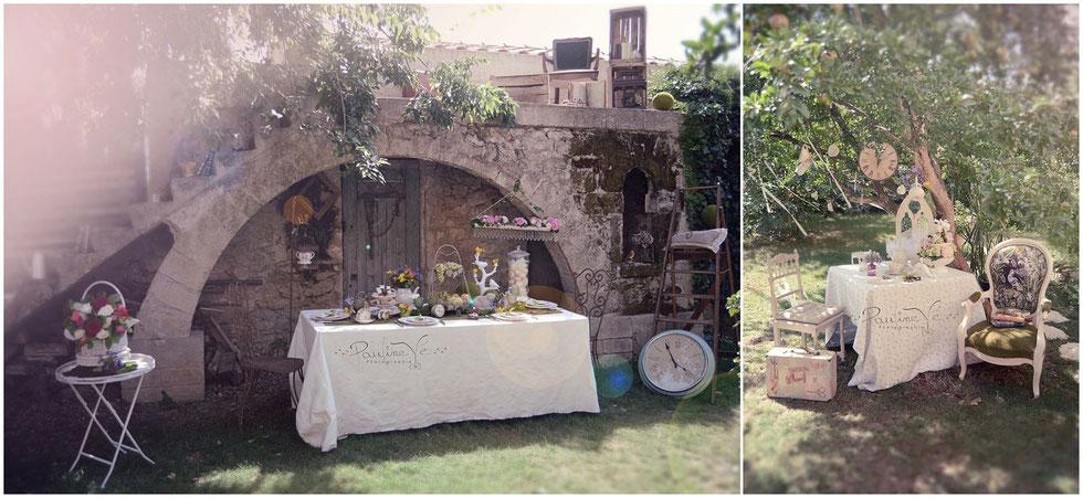 séance photos à thème Languedoc Roussillon