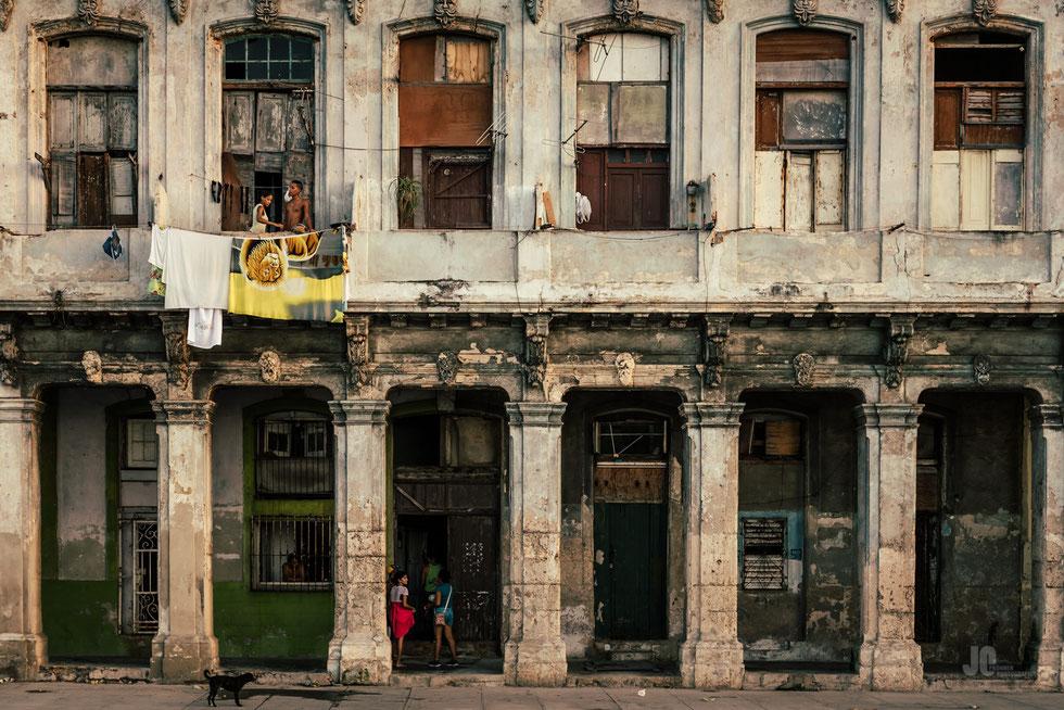 Fassade am Malecon