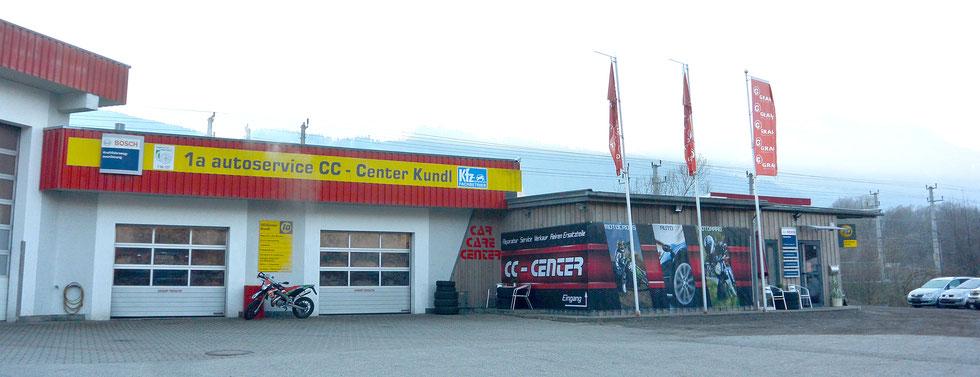 Autoreparatur & Motorrad Werkstatt Kundl im Tiroler Unterland
