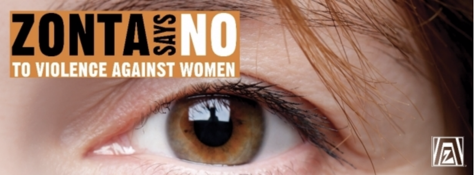 Logo Zonta says No