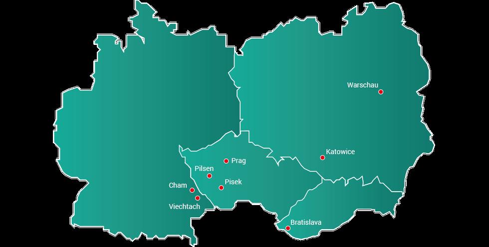 Standorte | consultor.de