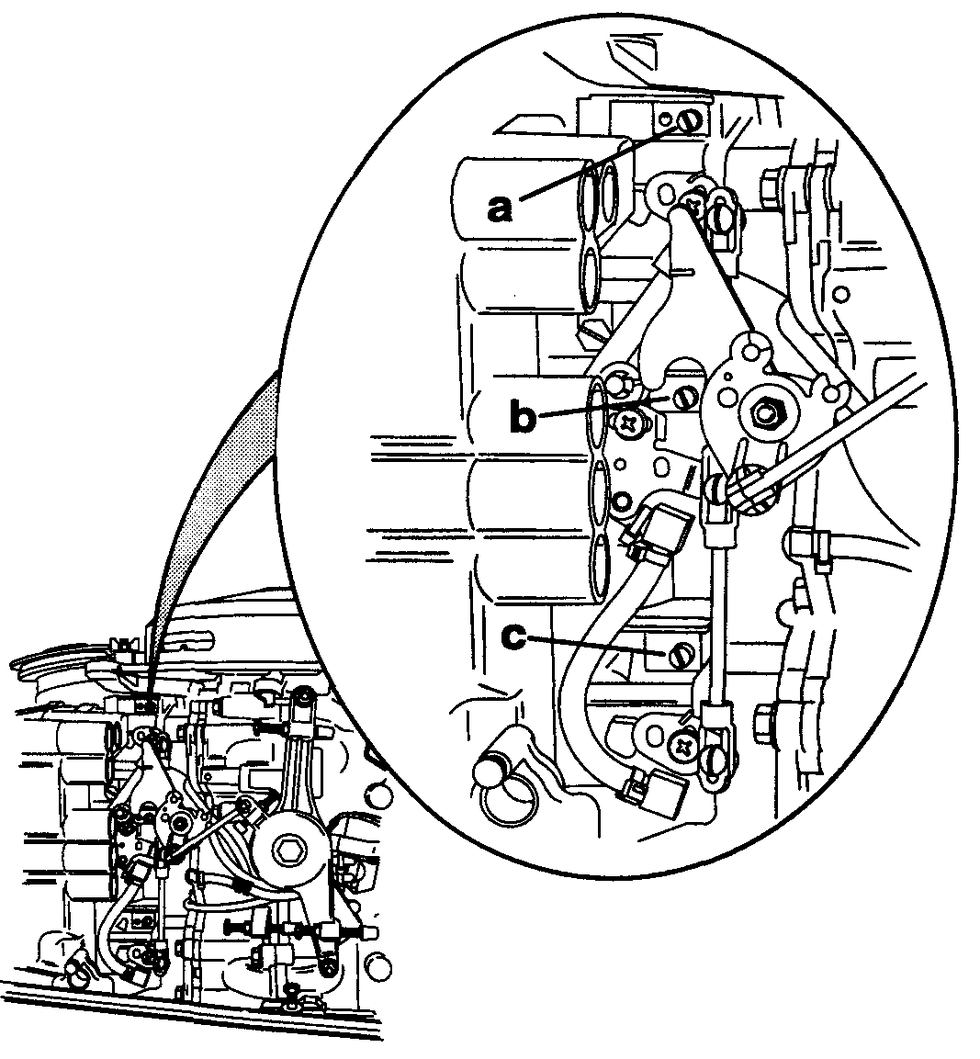 меркурий лодочный движок юстировка карбюратора