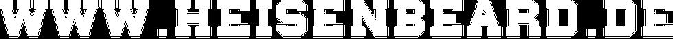 www.heisenbeard.de logo von heisenbeard