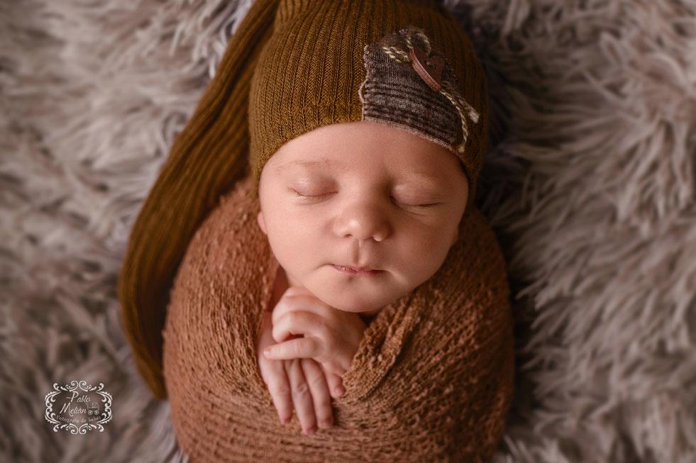 fotógrafo de bebés recién nacidos en Tenerife