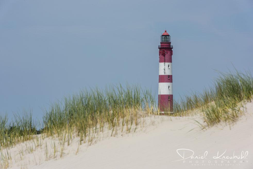Leuchtturm von Amrum, Kniepsand, Wattenmeer, Deutschland, Nordsee, photoadventure.ch, dk-photography.ch,  Photographer/Fotograf: Daniel Kneubühl