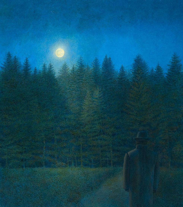 Romantik, Magischer Realismus, Robert Frost