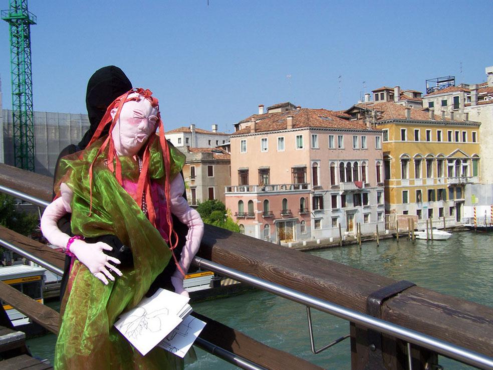 Lotta in Venice