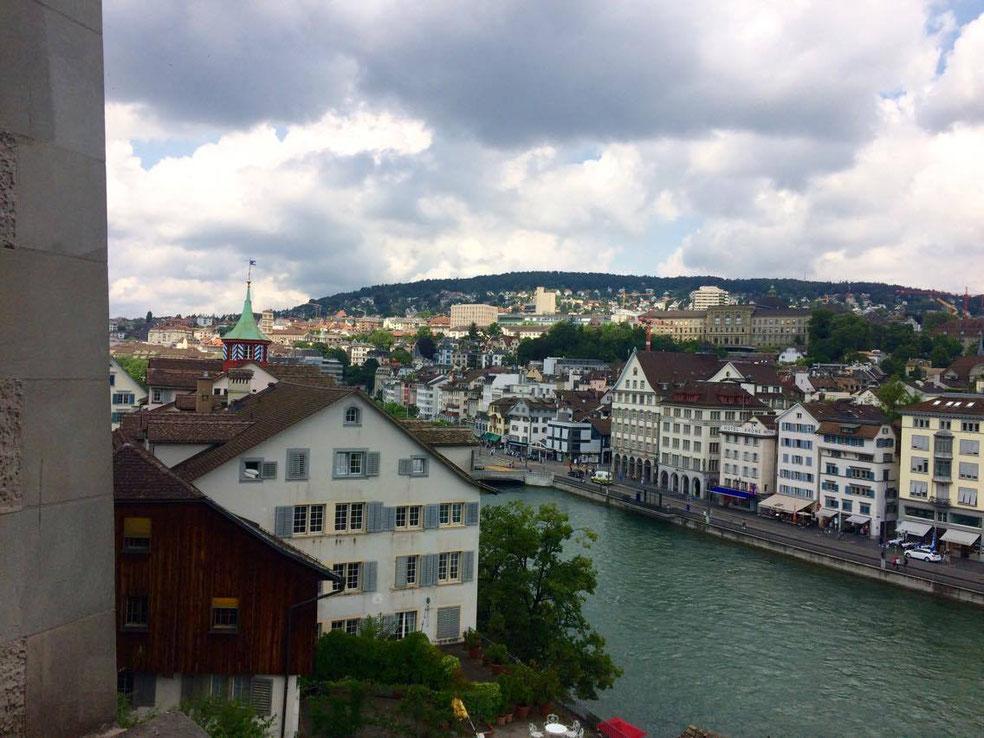 Zürich du schöne Weltstadt!