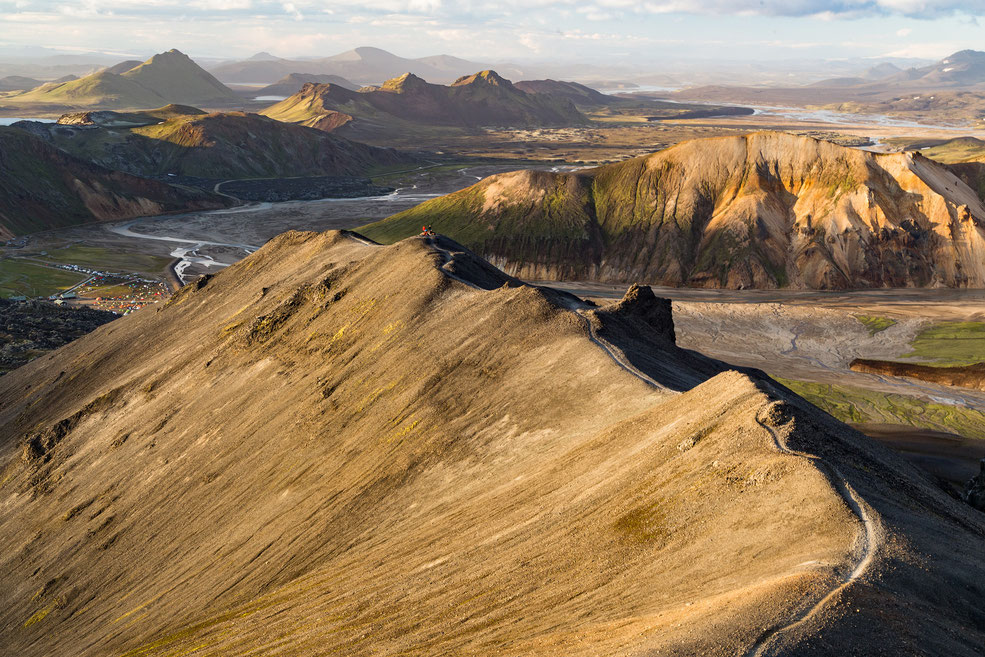 Best Day Hikes in Landmannalaugar - The Gateway to the Icelandic Highlands.