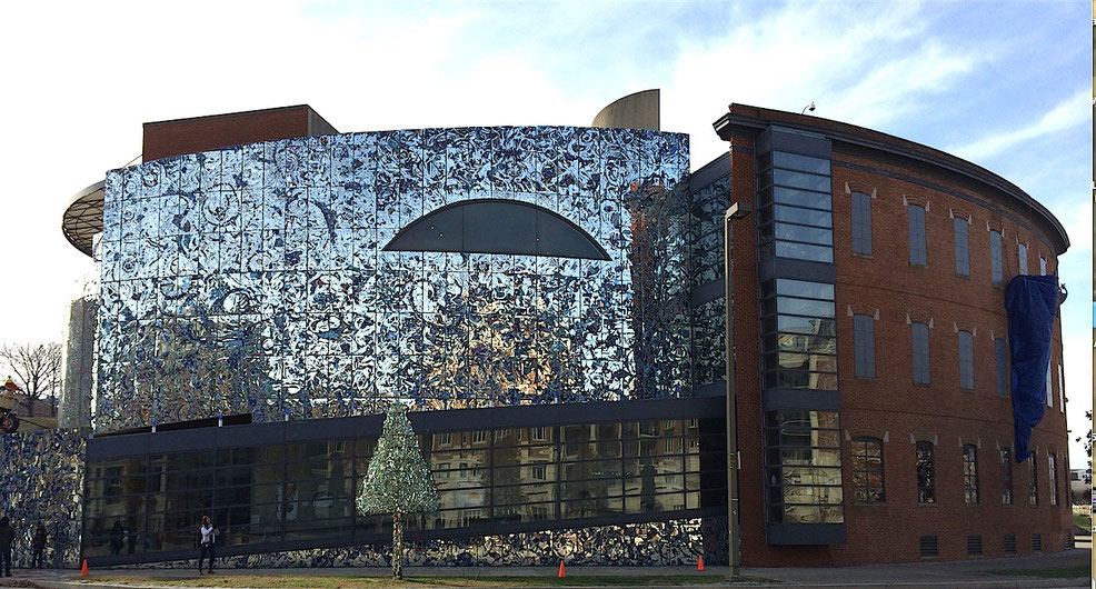 American Visionary Art Museum.  What does your visionary learning environment include?