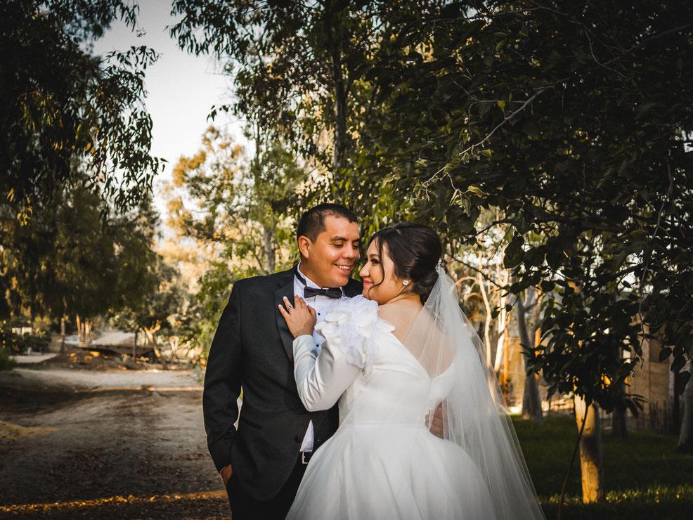 Foto de boda en Rosarito y Tijuana