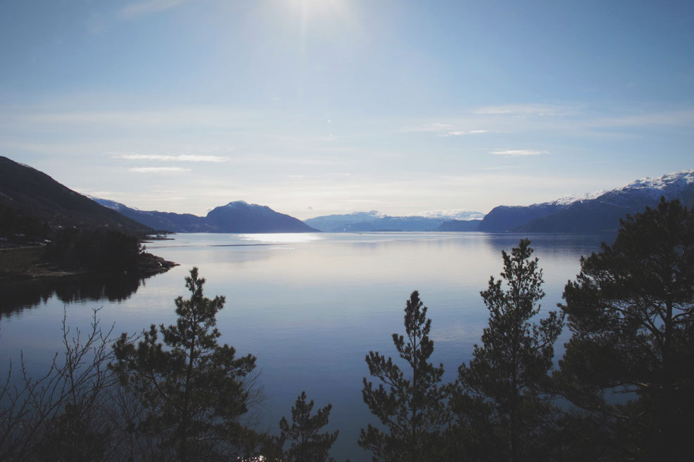 bigousteppes norvège fjord