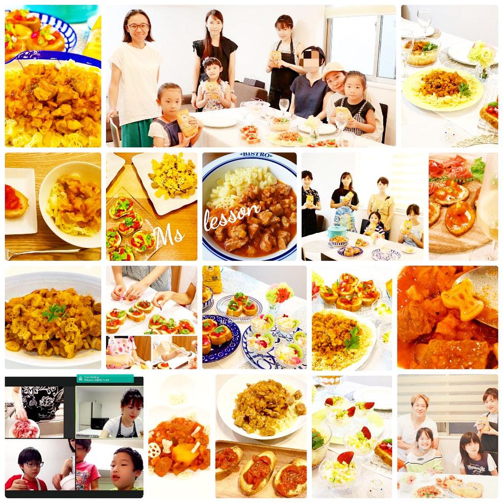 子供料理教室 親子料理教室 エムズレッスン