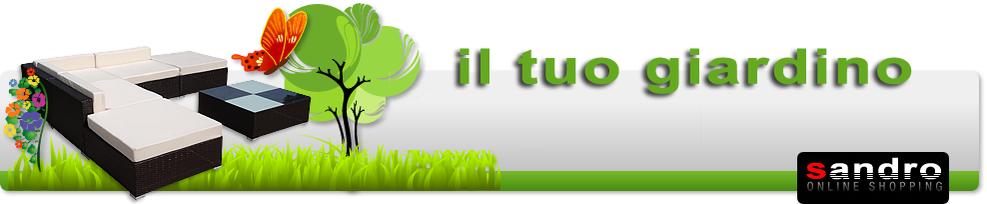 sandro online shopping per il tuo giardino