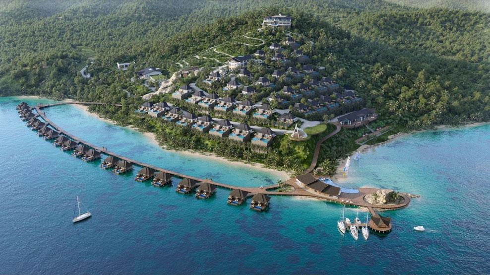 フィリピン・パラワン島エルニド スパ&リゾート,利回り保証11%超&120%買取保証付き,海外リゾート投資,叶屋不動産