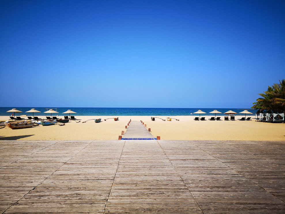 Sri Lanka Reise TraumStrand