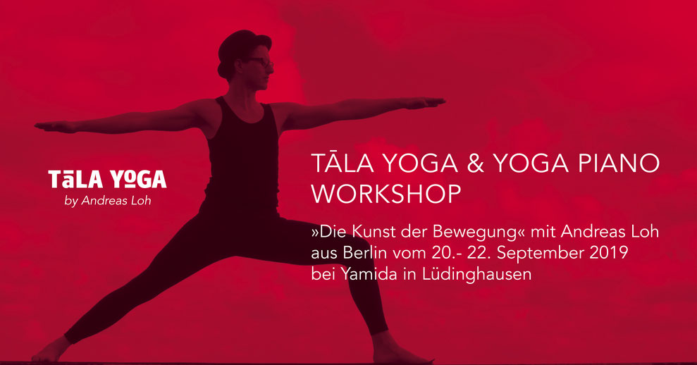 Tala Yoga by Andreas Loh