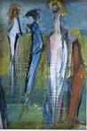 OT, Acryl/Pappe 30x20 cm