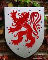 Wappen des Hilger von Lovenberg, Herr zu Alsdorf.