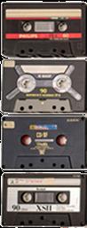 Audiokassetten digitalisieren