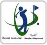 site du comité départemental de golf et de swin golf de la Sarthe