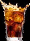 Cola als liquid zubereiten