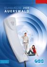 Auerswald Produktkatalog 2009: Gesamtkatalog und Technikdetails für Insider