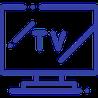 tv  - domaine de la rue