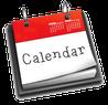 Calendario regionale 2019