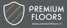 Logo premium laminaat floors hoge kwaliteit vloeren