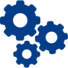 Prototypen Digitaldruck und Siebdruck Icon