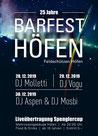 Bar, Disco, Party,  DJ Aspen, Mosbi, Vogu, Molletti, Mehrzeckgebäude Höfen, Gemeinde, Thun, Berner Oberland, Ausgang