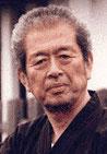 Soke Dr. Masaaki Hatsumi, Oberhaupt des Bujinkan Budo Taijutsu. Traditionelle Kampfkunst, Kampfsport, Schwertkampf, Kenjutsu, Stockkampf, Bojutsu