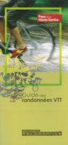 Guide de randonnée VTT Pays de la Haute Sarthe